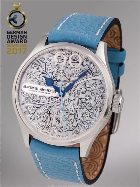 "Alexander Shorokhoff Uhrenmanufaktur > Damenkollektion ""Winter"""