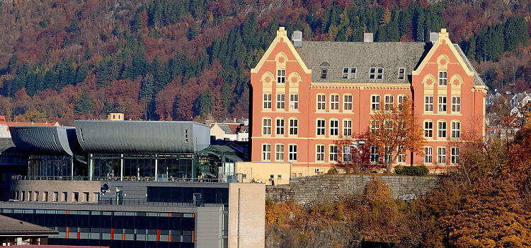 On Campus Faculty Of Law University Of Bergen