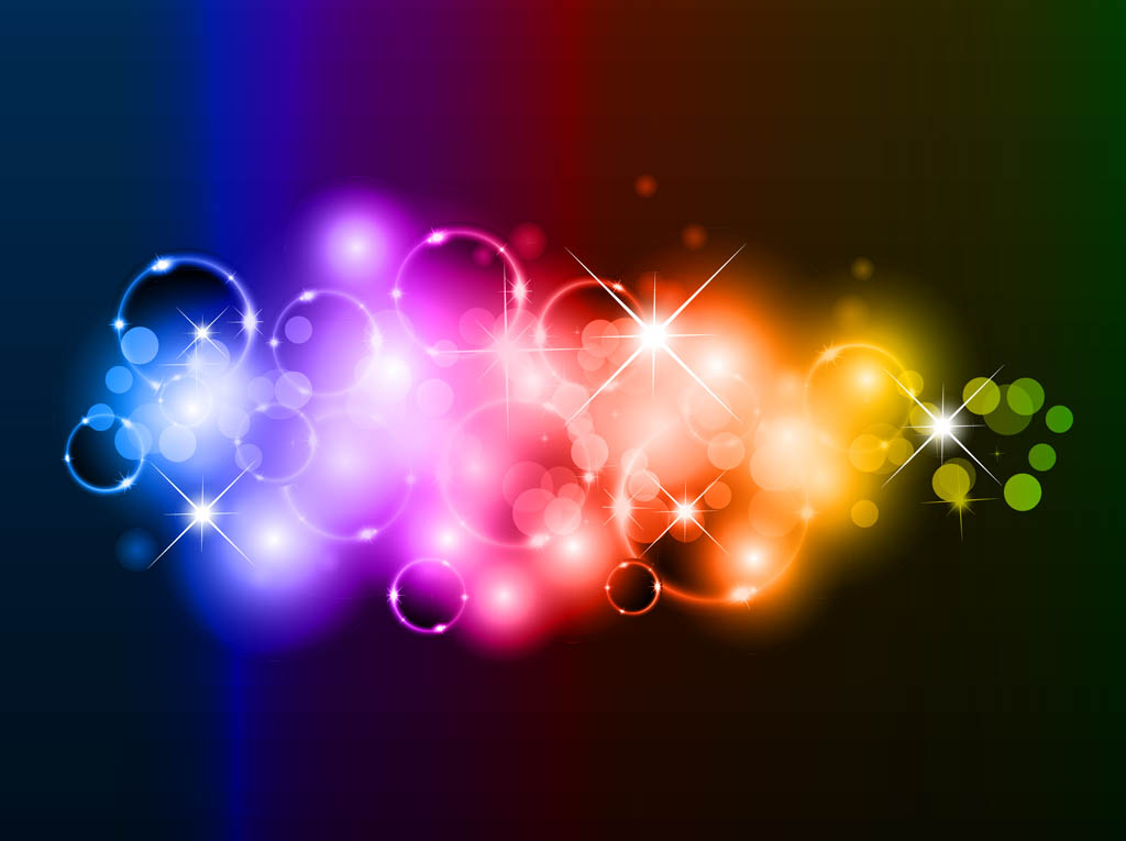 Hd Car Wallpapers Free Download Zip Rainbow Bubbles Background Free Vectors Ui Download