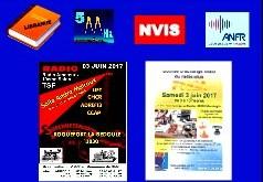 Revue Radioamateurs France RAF 07 Sem21 2017
