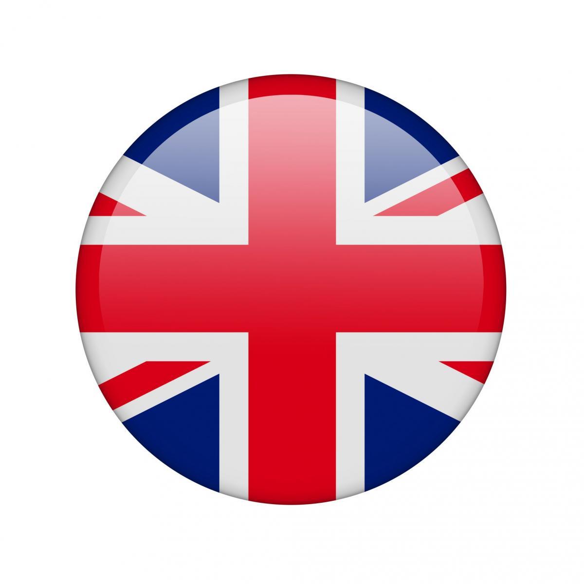 logo cv drapeau anglais