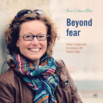 Front cover Beyond fear