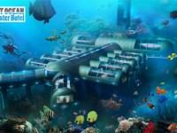 Planet Ocean Underwater Hotel