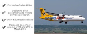 Aurigny UK Flight Operator