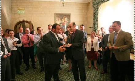 """Festohet 5 vjetori i """"The Albanian"""" në Parlamentin Britanik"""