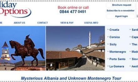 Albania, a new Holiday Options destination