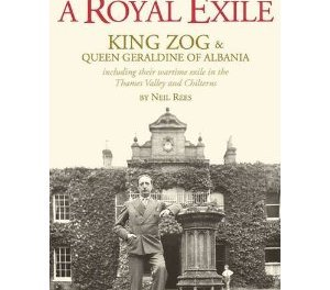 A new book tells of Albanian King Zog's exile to England