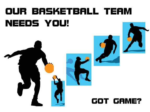 Eagles United Basketball School poster