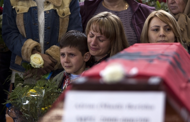 We might forgive but not forget, 46 Kosovo Albanians massacred by the Serbs in 1999 are reburied