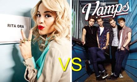 """Nesër në """"Pop Slam"""" të CBBC, Rita Ora vs The Vamps, flasin ambasadorët shqiptarë"""