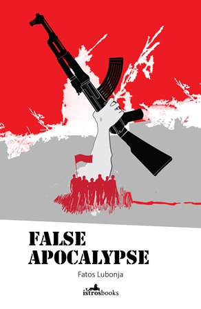 Book cover: FALSE APOCALYPSE-FROM STALINISM to CAPITALISM