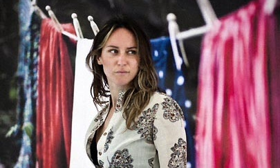 The Guardian: Dresses on washing lines pay tribute to Kosovo wartime rape victims