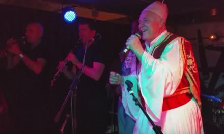 Albanian tunes rock London (Video)