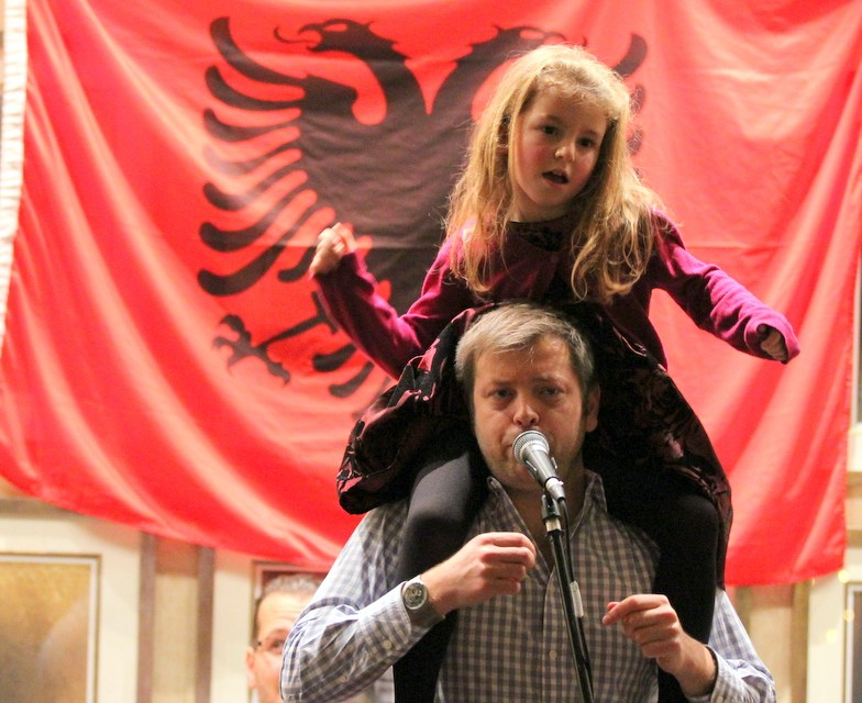 Albanian Independence Day celebrations in UK (photos)
