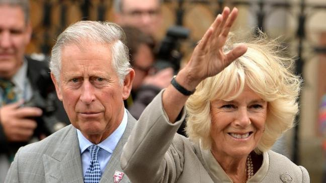 Charles and Camilla to visit Balkans