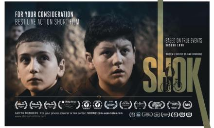 Kosovo makes history by going to the Oscars with its film 'Shok'