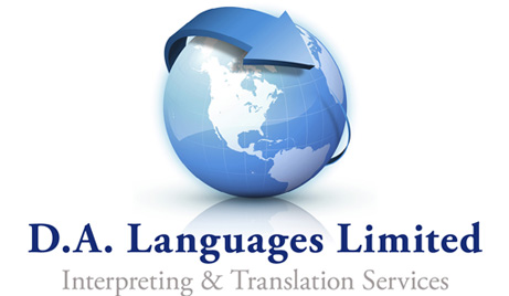 D. A. Languages Limited logo