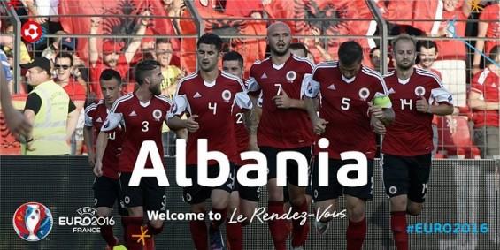 Euro 2016, Albania