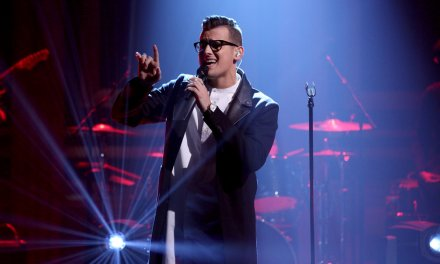 "Watch Stanaj performing on ""Tonight Show Starring Jimmy Fallon"""