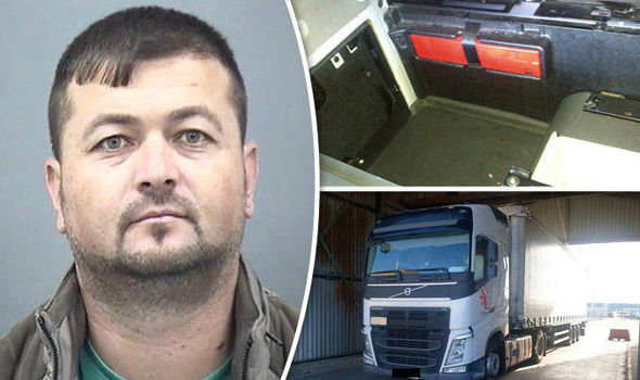 Burgoset ngasësi i kamionit i cili solli shqiptarë ilegalë në Angli