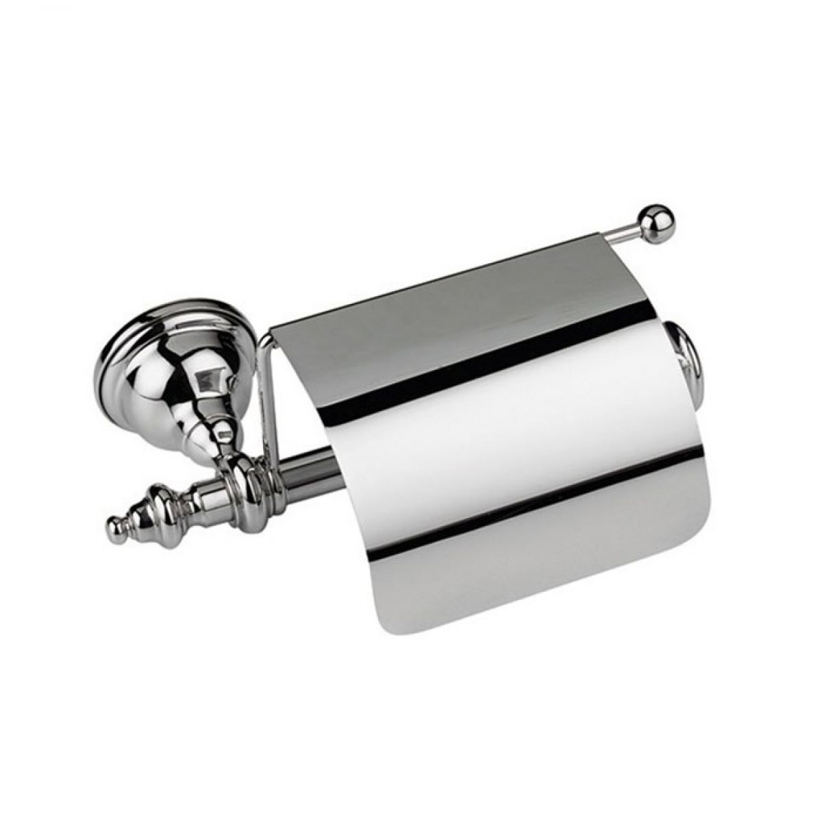 Imperial Avignon Wall Mounted Covered Toilet Roll Holder