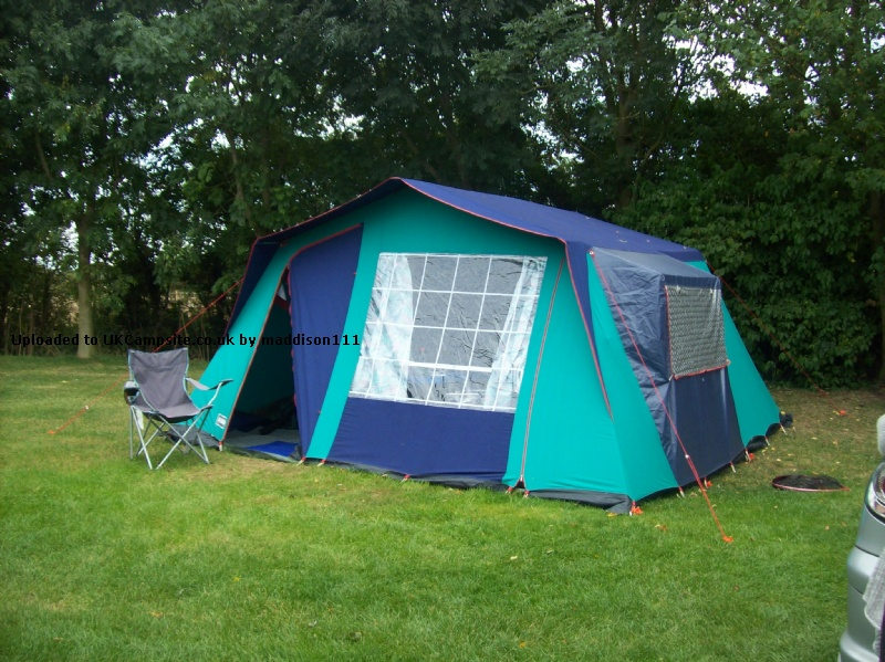 Lichfield Montana 6 Tent Reviews and Details