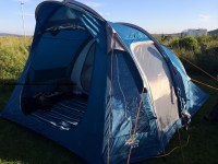 Regatta Tents & Regatta Premium 4 Man Weekend Family Tent ...