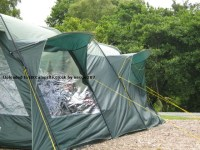 Rage Hamer 700 Tent Reviews and Details