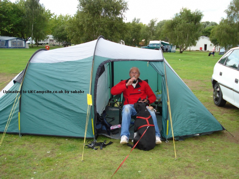 Lichfield Cherokee 3 Tent Reviews and Details