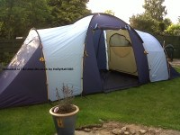 Lichfield Arapaho 6 Tent Reviews and Details