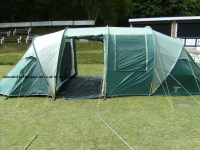 Lichfield Commanche 8 Tent Reviews and Details