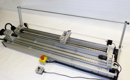1000mm coil winder recent works
