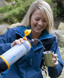 UK Preppers Guide Water Filter