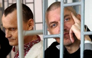 Ukrainian prisoners in Russia - Mykola Karpiuk and Stanislav Klykh (by uainfo.org)
