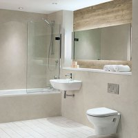 Nuance Alabaster Stone Effect Wet Wall Panels
