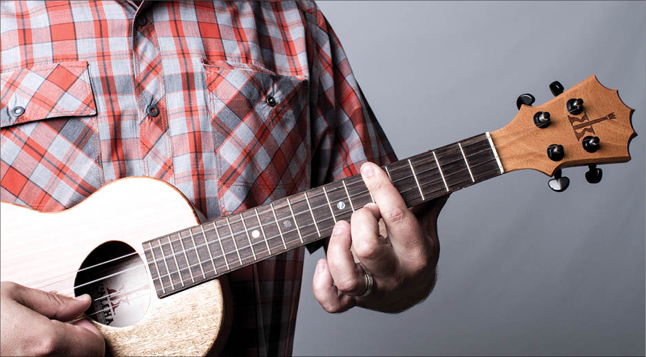 A Guide To Four Basic Moveable Dominant Chords Ukulele