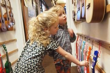 Shopping for Kids Ukes Ukulele Magazine