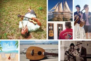 Uke Calendar- Camps, Festivals, & Adventures Craig Chee Sarah Maisel James Hill Ukulele Magazine Uke Cruise Fred Sokolow