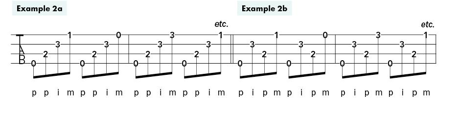 ukulele fingerstyle bootcamp example 2