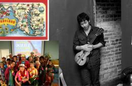 ukulele events geraldine jake shimabukuro