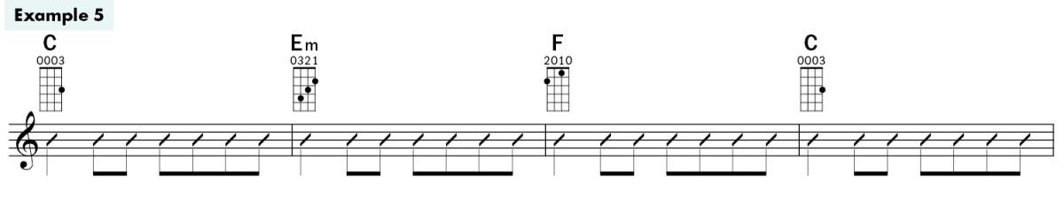 jim d'ville ukulele basics lesson chords example5