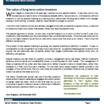 From the vault – The November 2013 issue of UK Value Investor