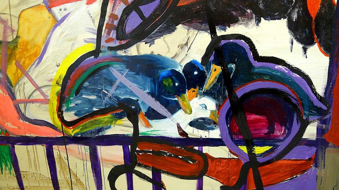 Úlfur Karlsson Artist - Gallery SK