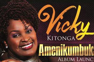 Vicky Kitonga Album