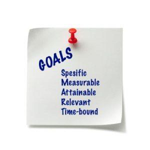 SMART tavoitteet