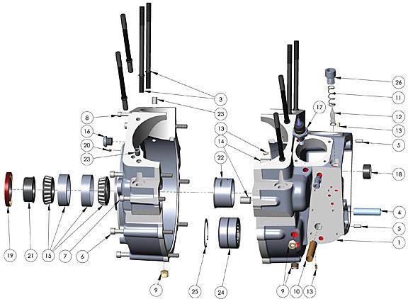 80 Harley Evolution Engine Diagram Wiring Diagram
