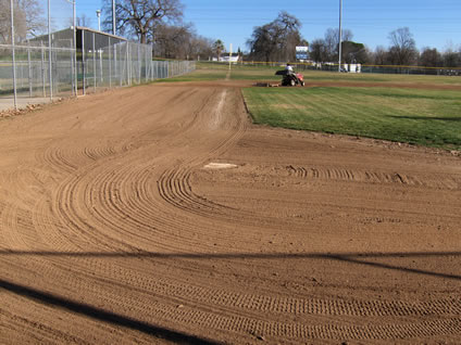 All about nail drag and bolt drag for a baseball field