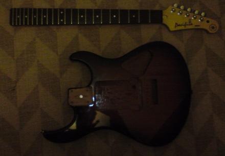 Yamaha Pacifica 112J Upgrade - Ultimate Guitar