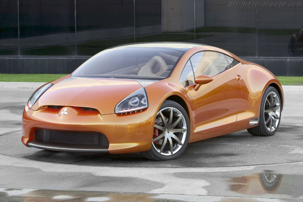Mercedes Modified Cars Wallpapers 2004 Mitsubishi Eclipse Concept E Images Specifications