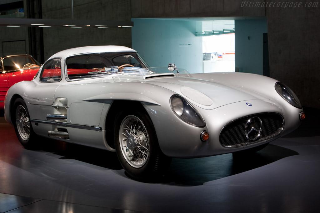 Dubai Car Wallpaper 1955 Mercedes Benz 300 Slr Uhlenhaut Coupe Images